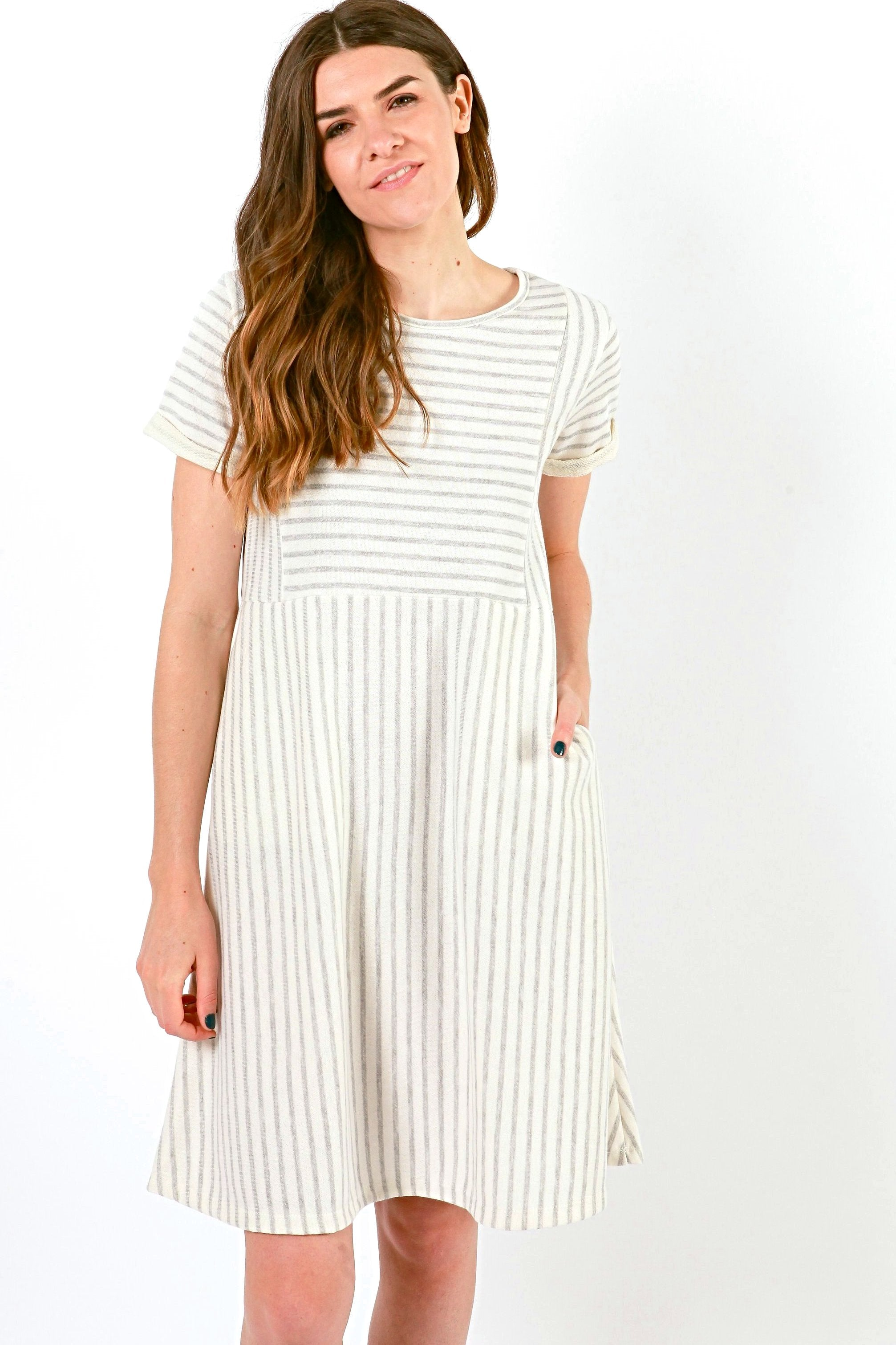Sydney Striped Dress