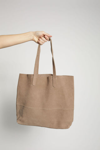 Thatcher Tote Bag - Mocha