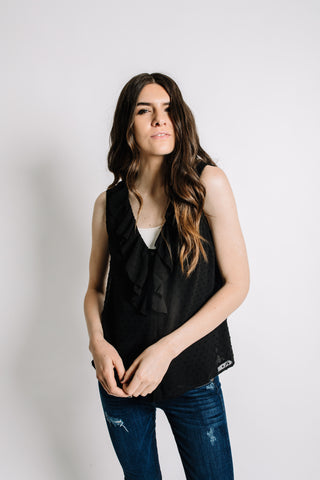 Thea Blouse - Black