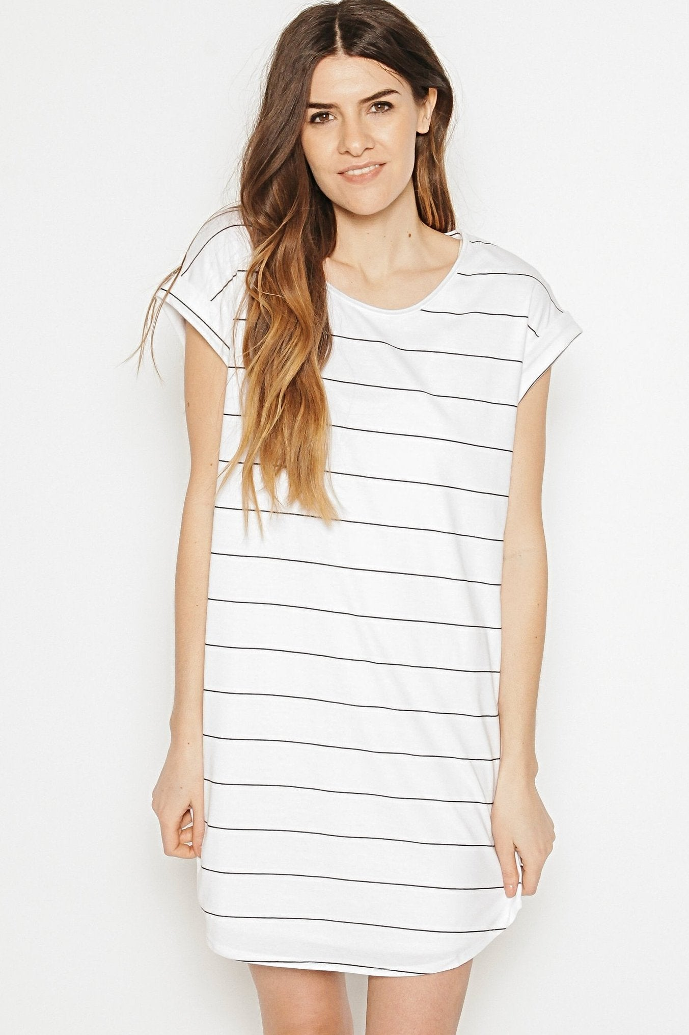 Topenga Striped Dress