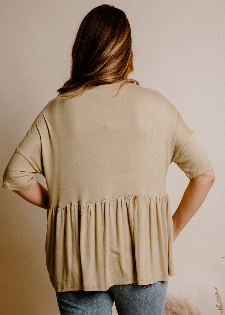 Tully Top - Olive