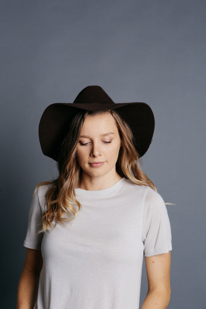 Billings Hat - Brown