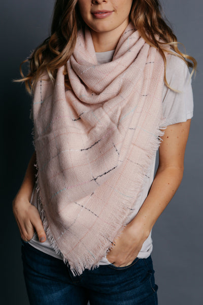 Johnson Scarf - Pink