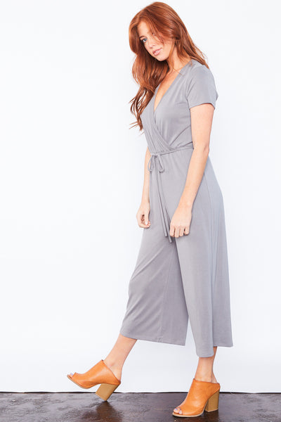 Simone Jumpsuit - Grey