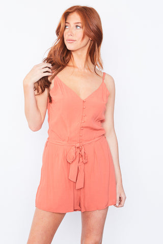 Elliston Romper