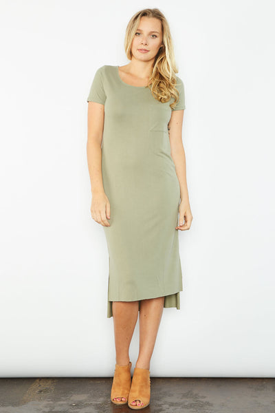 Maddox Dress - Green