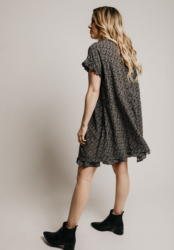 Waverly Dress - Black