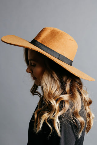 Wilder Hat - Camel