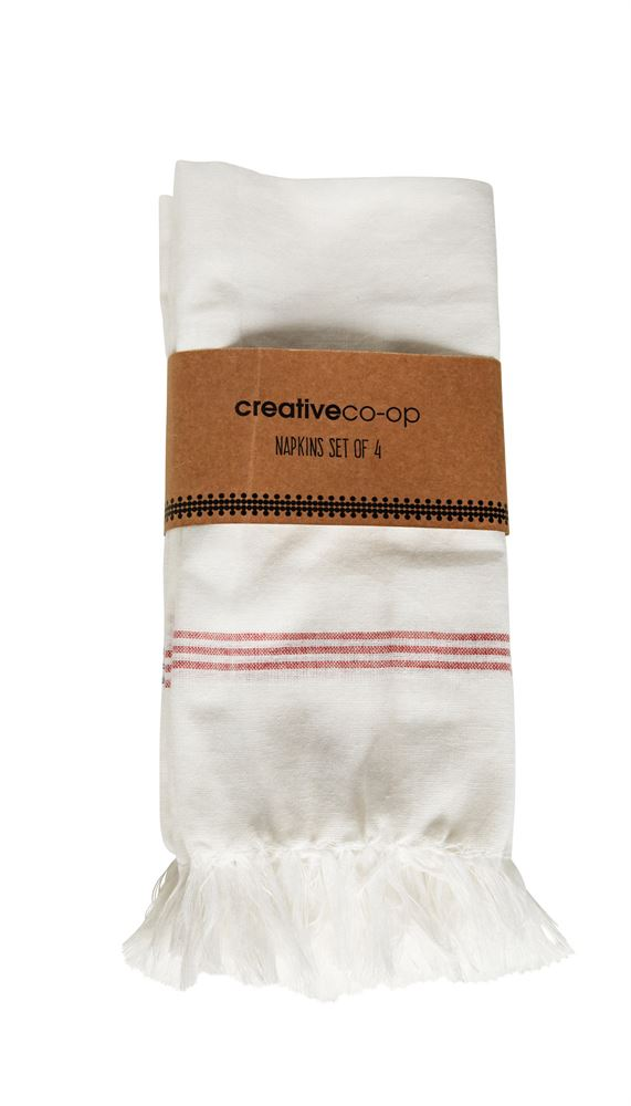 Cotton Napkin - Set of 4