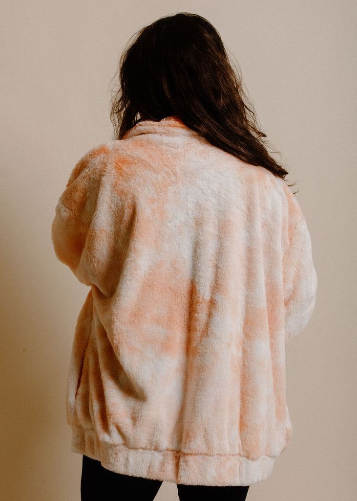 Perry Peach Jacket
