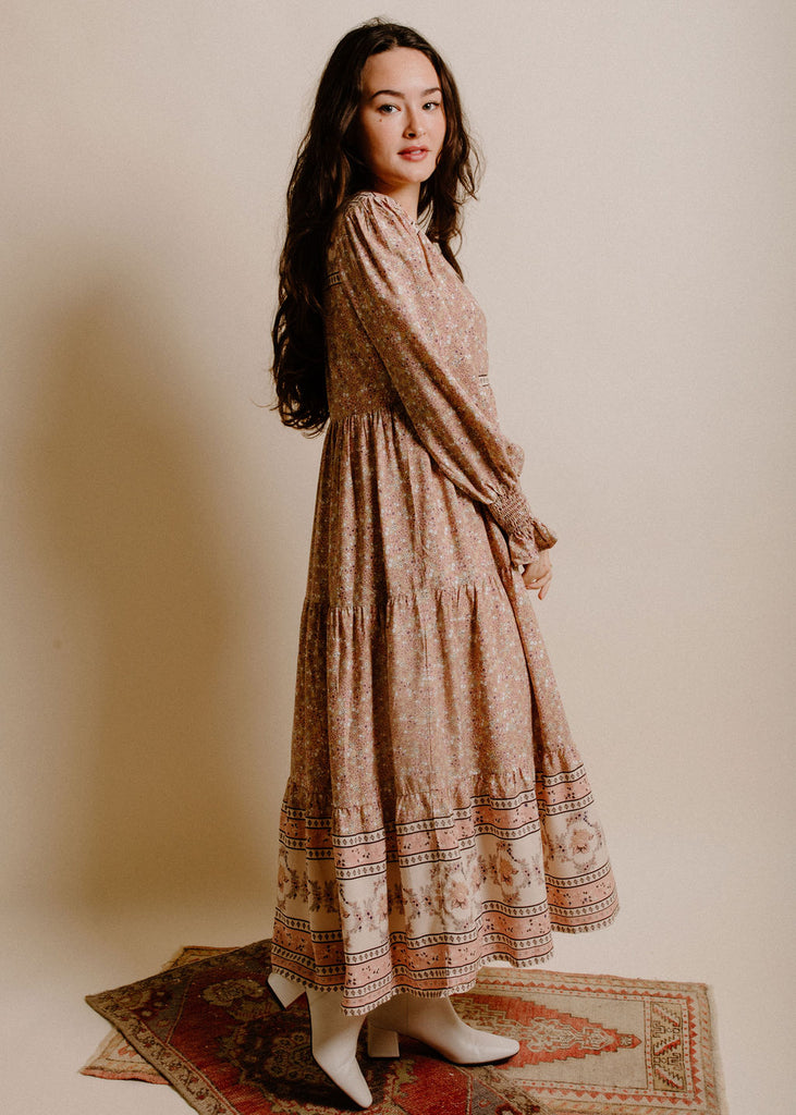 Bailey Boho Dress