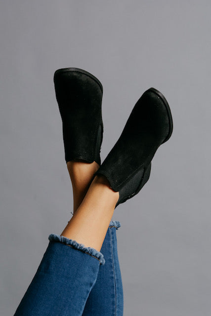 Carrie Bootie - Black