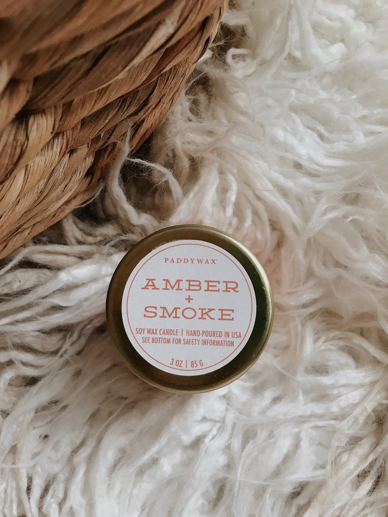 Kaleidoscope Gold Tin 3oz - Amber + Smoke