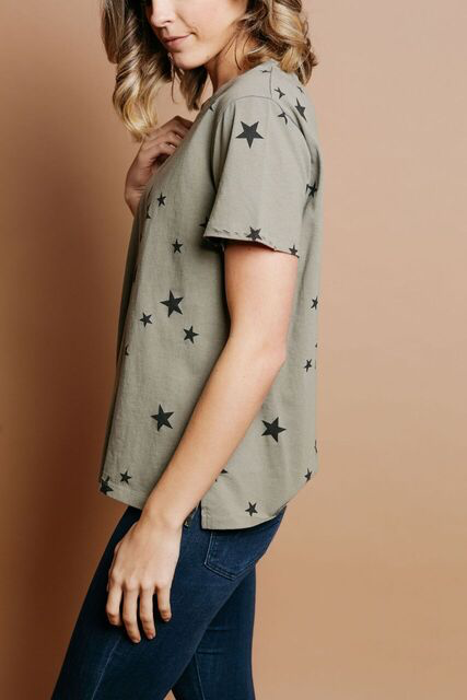 Haven Top - Olive