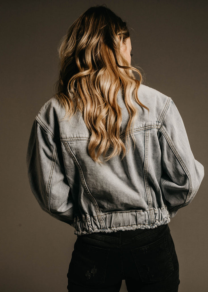 Lincoln Denim Jacket