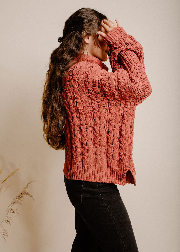 Lorelei Sweater - Ginger