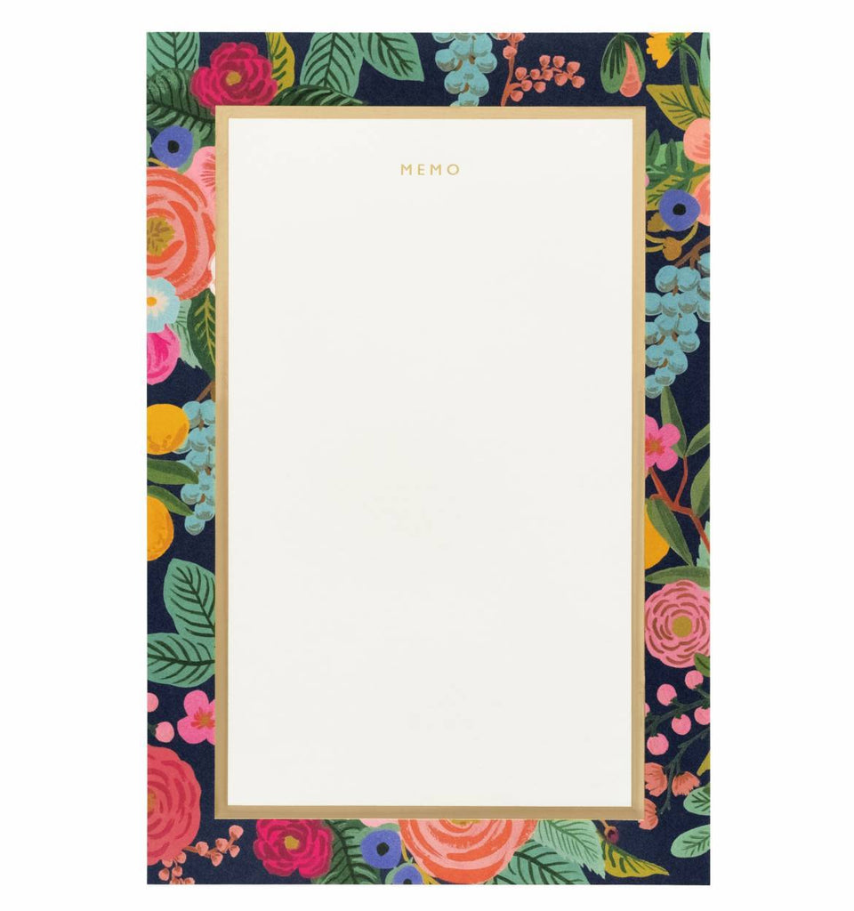 Rifle Paper Co - Garden Party Memo Notepad