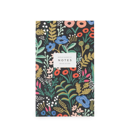 Rifle Paper Co - Tapestry Pocket Notebook - Vinnie Louise