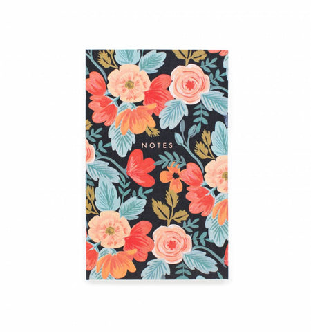 Rifle Paper Co - Rose Pocket Notebook - Vinnie Louise