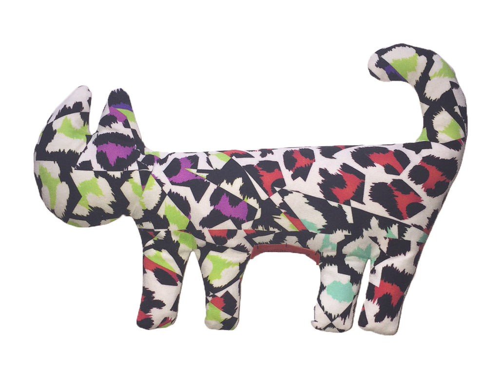 Emilio de la Morena Neon animal print x Cats with a Heart Collaboration against child labour