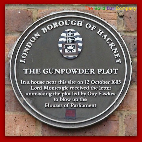 The Gunpowder Plot of 1605