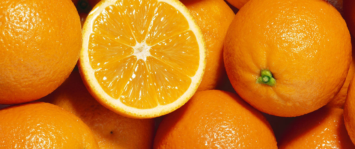 Even More Secrets From The Power of Nature - Oranges