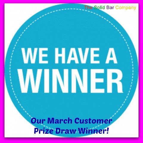 Our March Prizewinner is Michelle M from Minnesota!