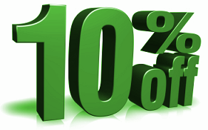 10% off discount offer image