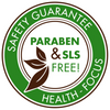 These products are all sls and paraben free logo image