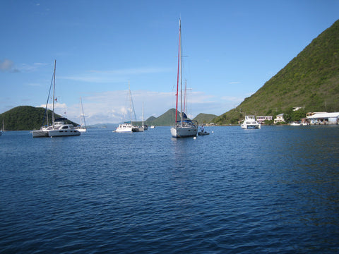 From Our Last Voyage Around The BVI's