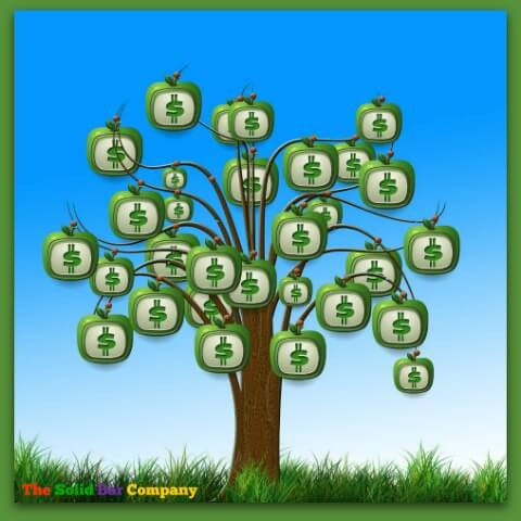 Image of a money tree
