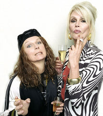 Ab Fab's Edina and Patsy
