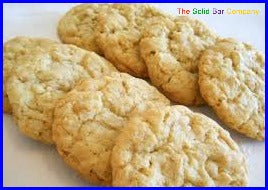Coconut cookies from The Solid Bar Company