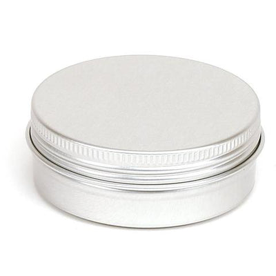 Small tin - 75ml - 68mm diameter x 35 depth