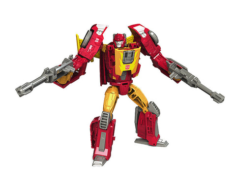 Transformers Titans Returns Autobot Hot Rod (Rodimus) - ScrambleCore Toy Store  - 1