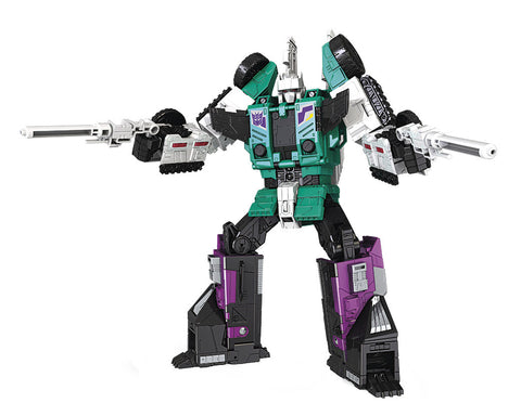 Transformers Titans Returns Sixshot - ScrambleCore Toy Store  - 1