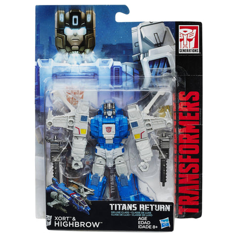 Transformers Titans Returns Highbrow - ScrambleCore Toy Store  - 1