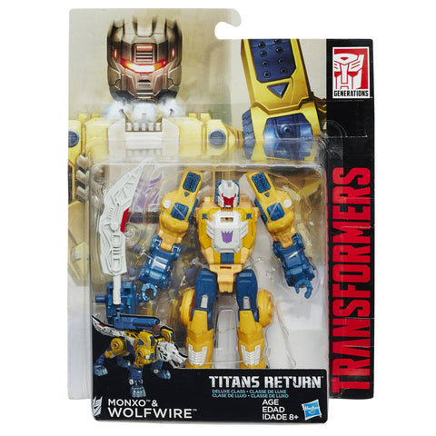 Transformers Titans Returns Wolfwire - ScrambleCore Toy Store  - 1