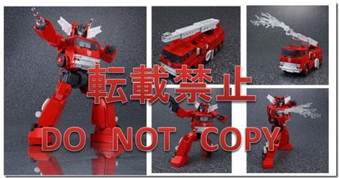 Transformers Masterpiece Inferno MP-33 - ScrambleCore Toy Store