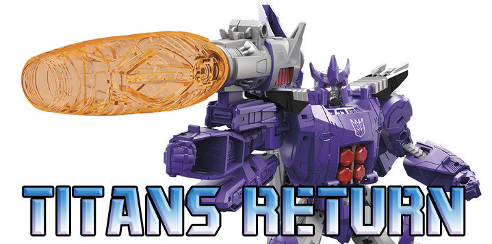 TITANS RETURN