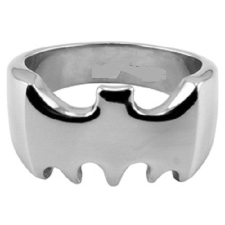 BAT RING IN Stainless Steel