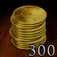 300 Gold