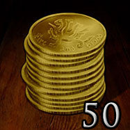 50 Gold