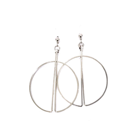 Aleria Hoop Earrings
