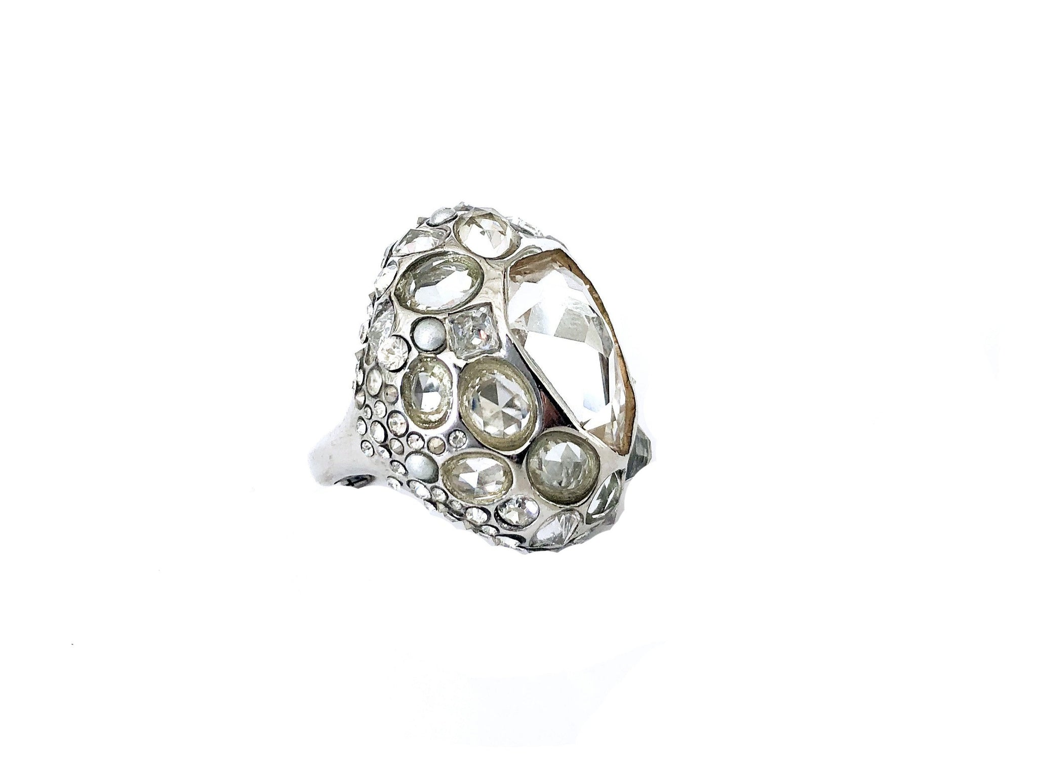 Alexis Bittar Clear Quartz Ring