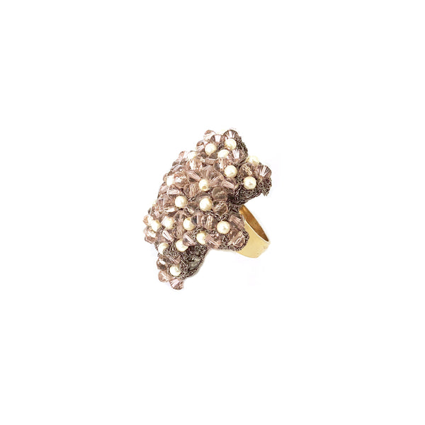 Crochet Star Ring