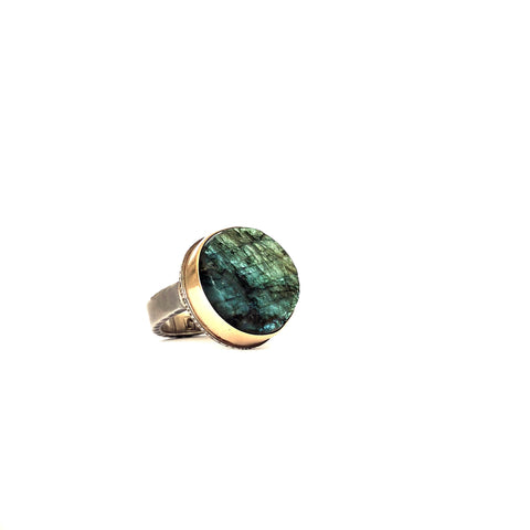 Jamie Joseph Men's Labradorite Ring