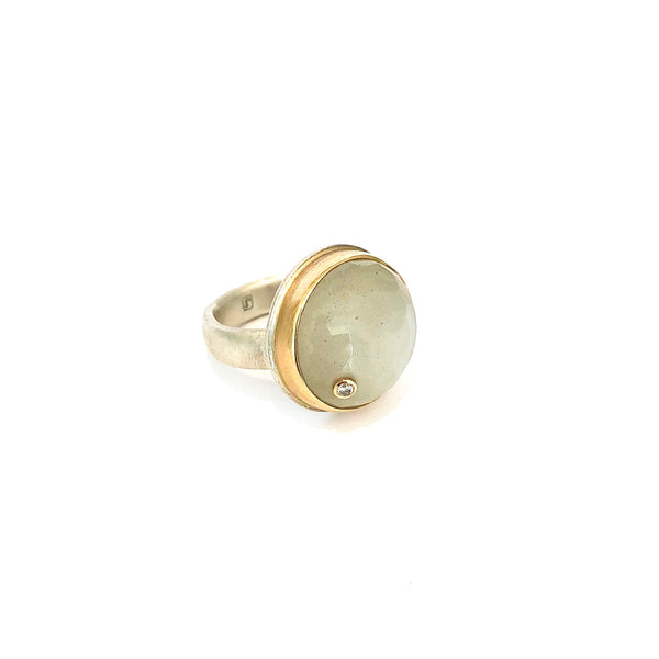 Jamie Joseph Moonstone Ring