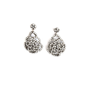 Swarovski Crystal Statement Earrings