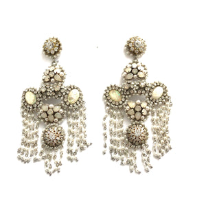 Large Chandelier Earrings